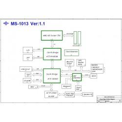 MSI MS-1013