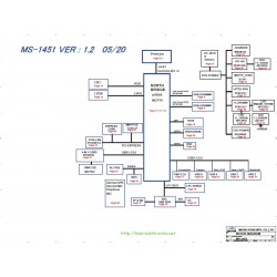 MSI MS-1451