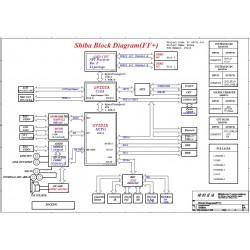 HP Pavilion dv2000 (AMD shiba), dv3000 (AMD shiba), Compaq V3000 (AMD Shiba)