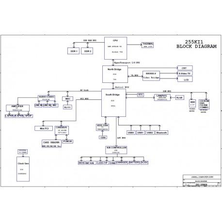Fujitsu AMILO A1640