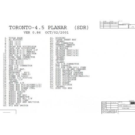 IBM Thinkpad T23