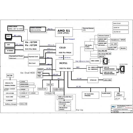 Fujitsu Siemens Amilo Xa 2528 VER: 0.3